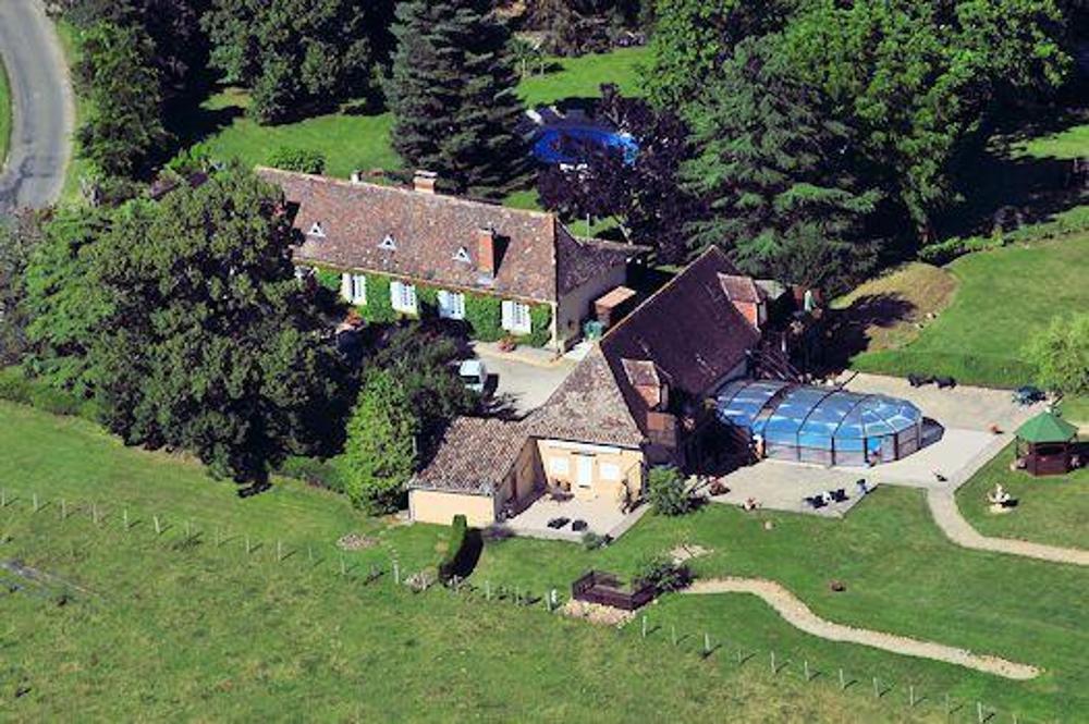 Lalinde Dordogne Hotel Restaurant Bild 3501667