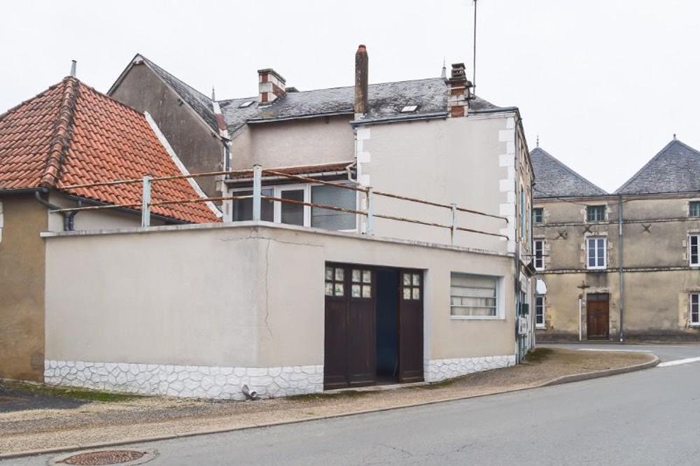 La Puye Vienne Haus Bild 3457690