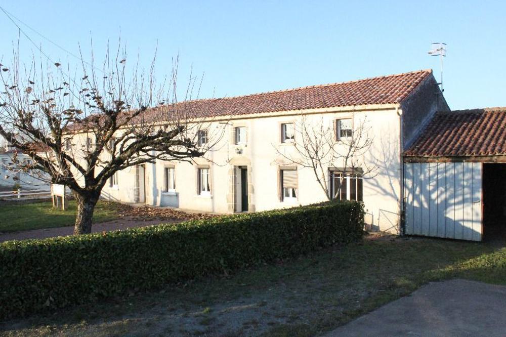Saint-Pierre-du-Chemin Vendée Haus Bild 3463576
