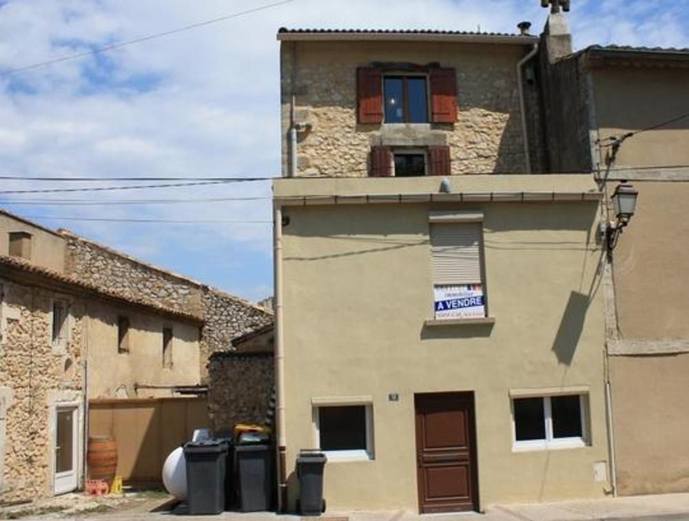 Rochefort-du-Gard Gard Haus Bild 3450091