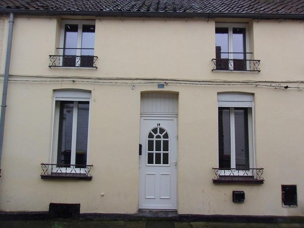 Bruay-sur-l'Escaut Nord Haus Bild 3467089