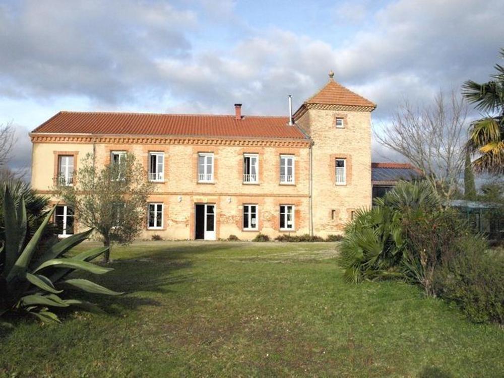 Saint-Martin-d'Oydes Ariège Haus Bild 3467336