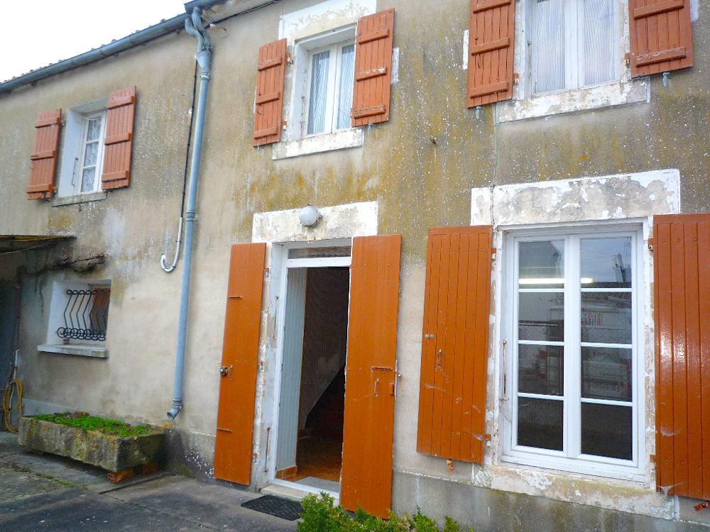 La Grève-sur-Mignon Charente-Maritime Haus Bild 3447277