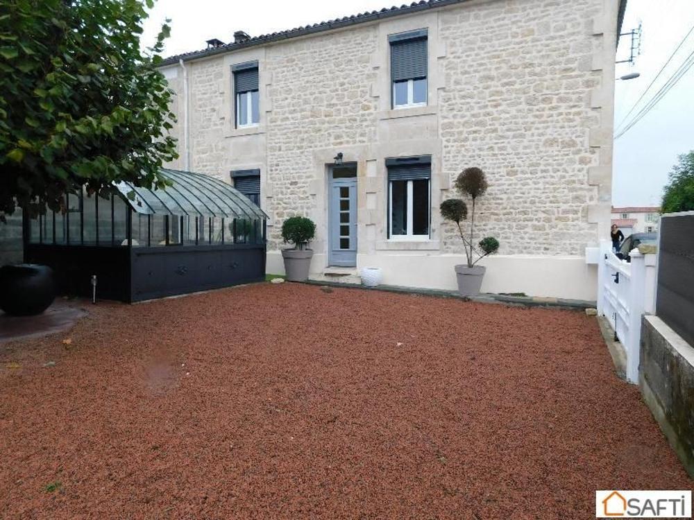 Fontenay-le-Comte Vendée Haus Bild 3458094