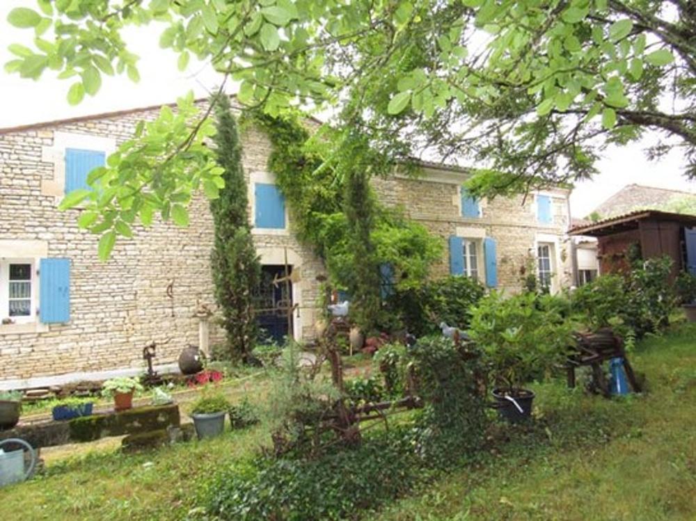 Asnières-la-Giraud Charente-Maritime Haus Bild 3472356