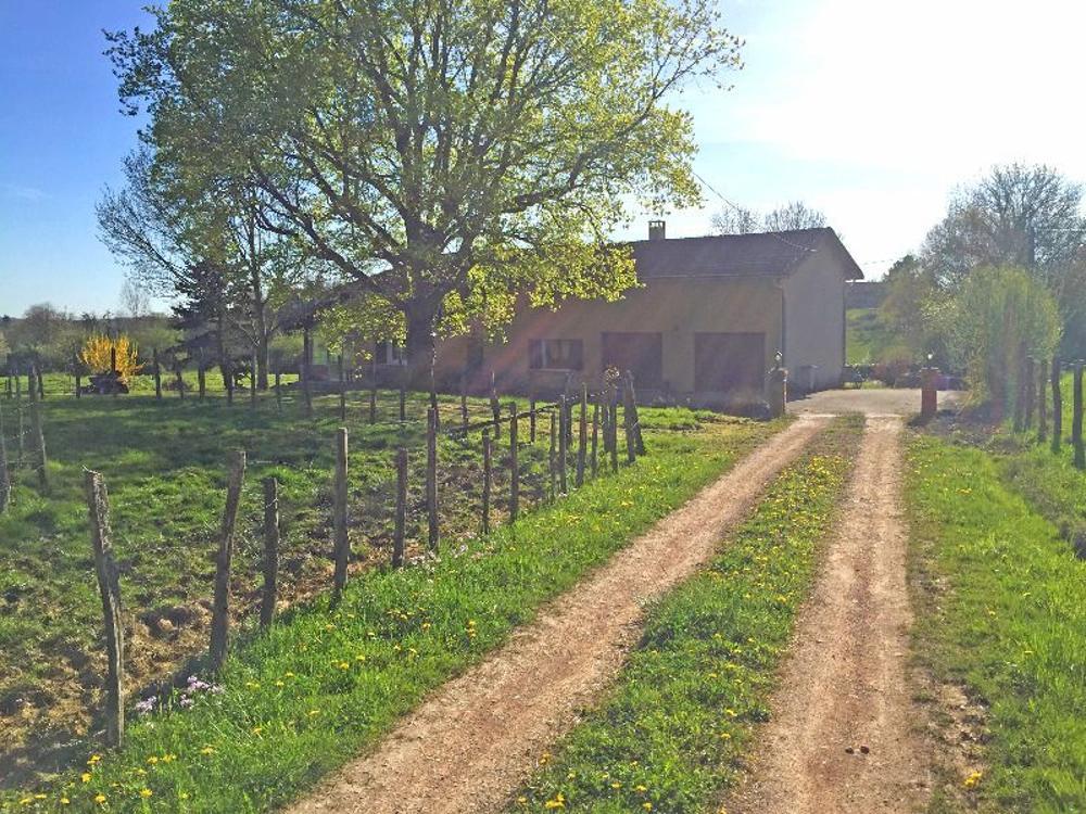 Varennes-Saint-Sauveur Saône-et-Loire huis foto 3460924