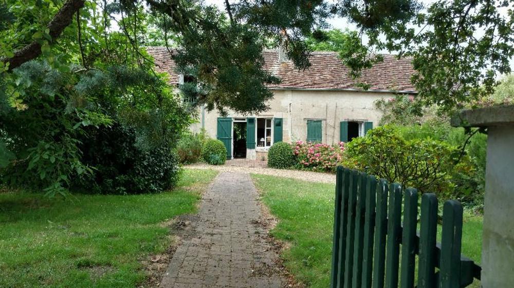 Saint-Pierre-de-Maillé Vienne Haus Bild 3466288