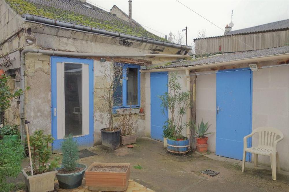 Bourgueil Indre-et-Loire Haus Bild 3467156