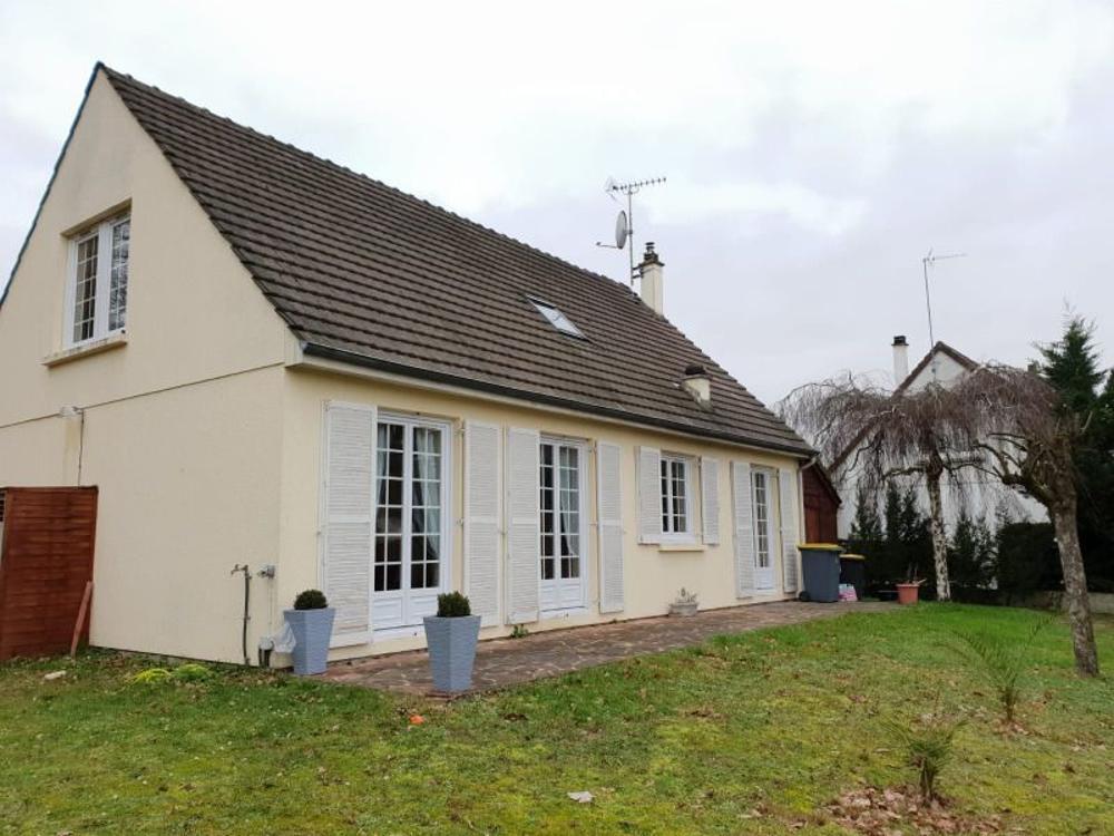 Gouvieux Oise Haus Bild 3465489