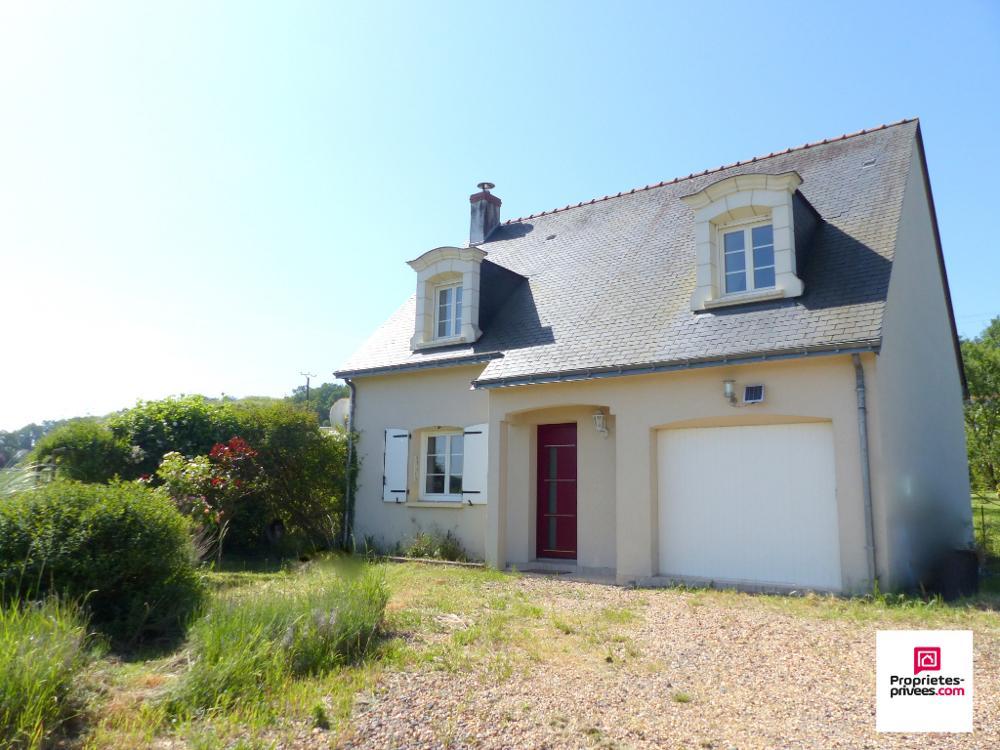Chinon Indre-et-Loire Haus Bild 3446279