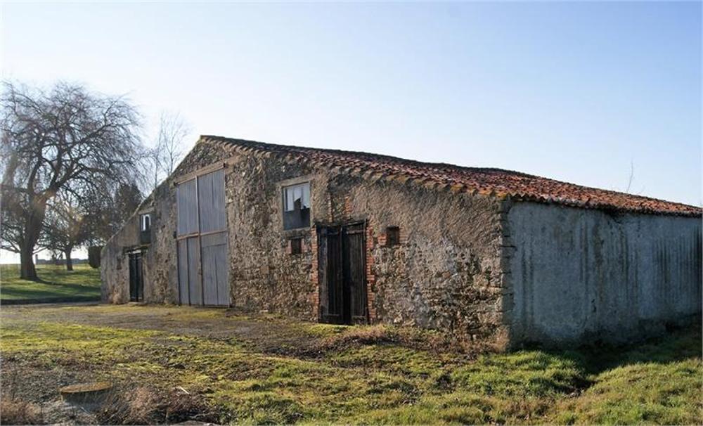 Les Brouzils Vendée schuur foto 3511532