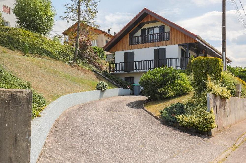 Remiremont Vosges Haus Bild 3459791