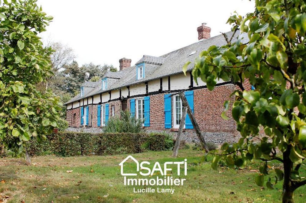 Bosc-Hyons Seine-Maritime Haus Bild 3457050