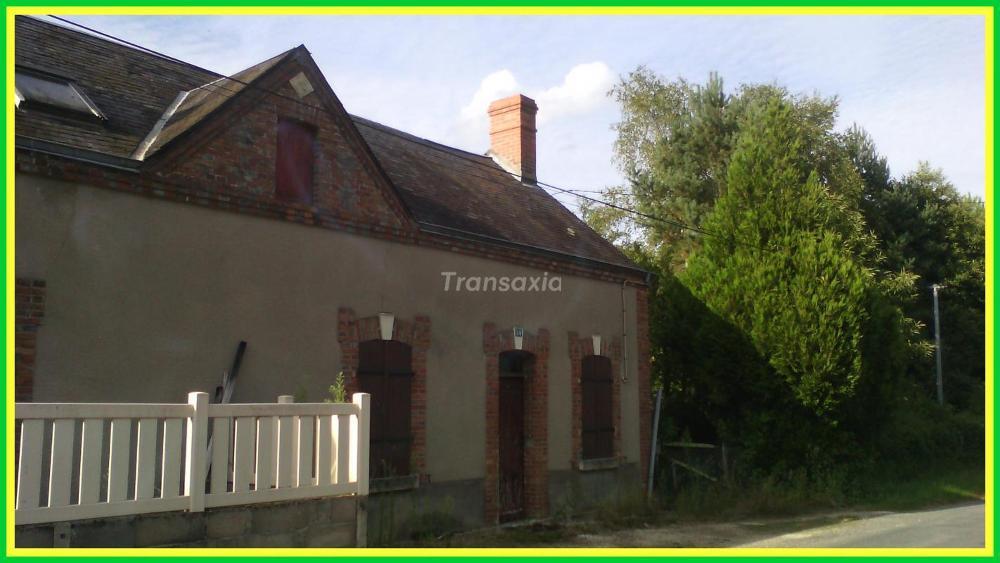 Vouzeron Cher huis foto 3436041