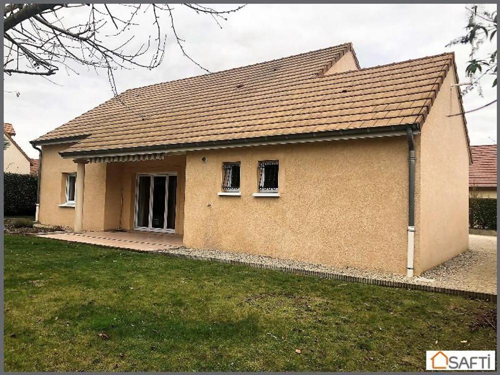 Crissey Saône-et-Loire Haus Bild 3465474