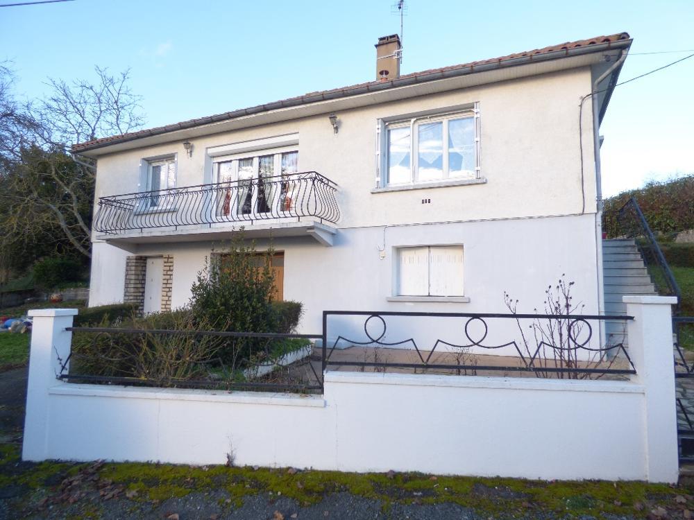 Pamproux Deux-Sèvres Haus Bild 3447498