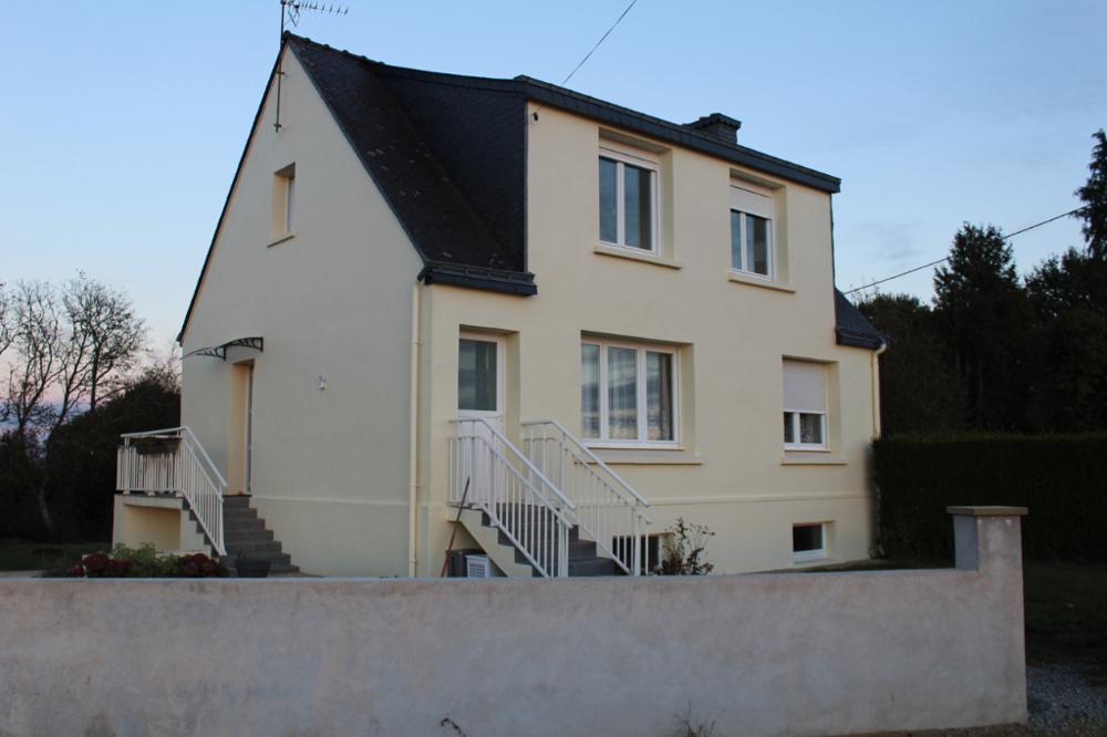 Pluméliau Morbihan Haus Bild 3447136