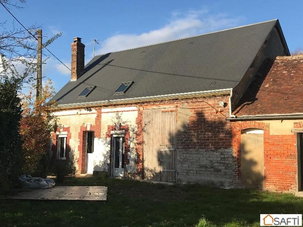 Arrou Eure-et-Loir Haus Bild 3466455