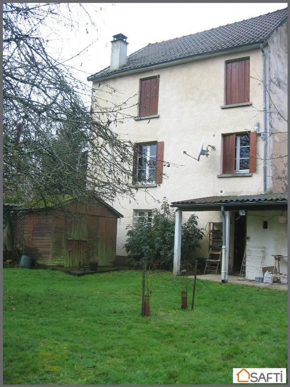 Jaulgonne Aisne Haus Bild 3469332