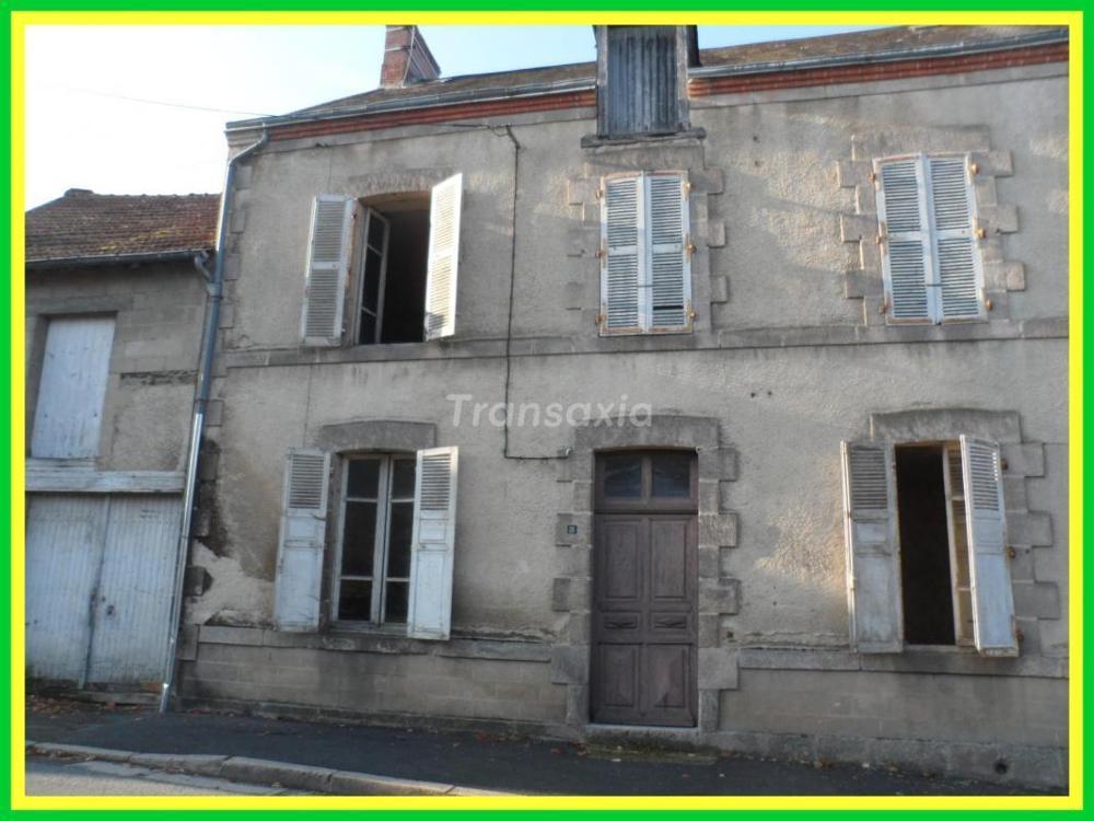 Saint-Silvain-Bas-le-Roc Creuse maison photo 3435473