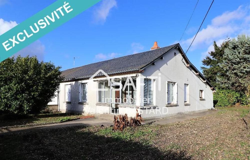 Montlouis-sur-Loire Indre-et-Loire Haus Bild 3460565