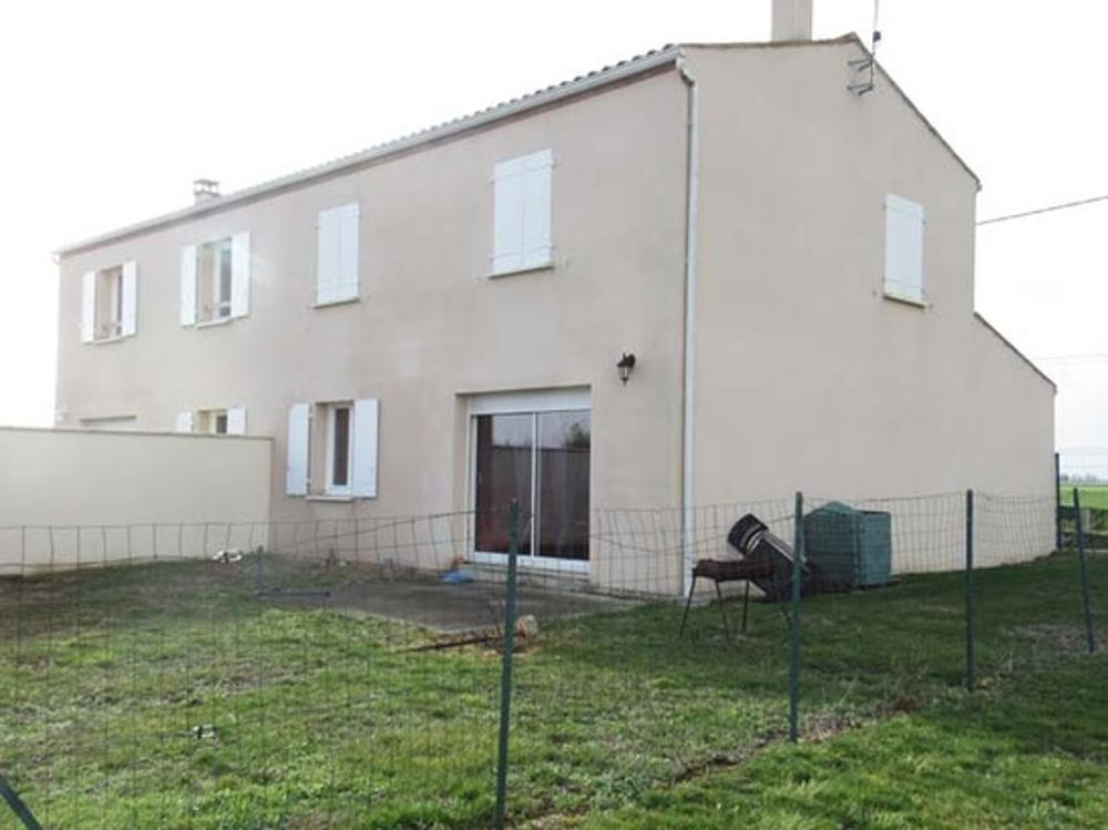 La Croix-Comtesse Charente-Maritime maison photo 3472254