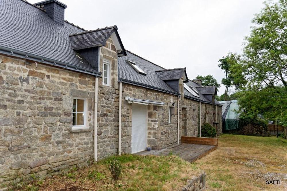 Le Faouët Morbihan Haus Bild 3463131