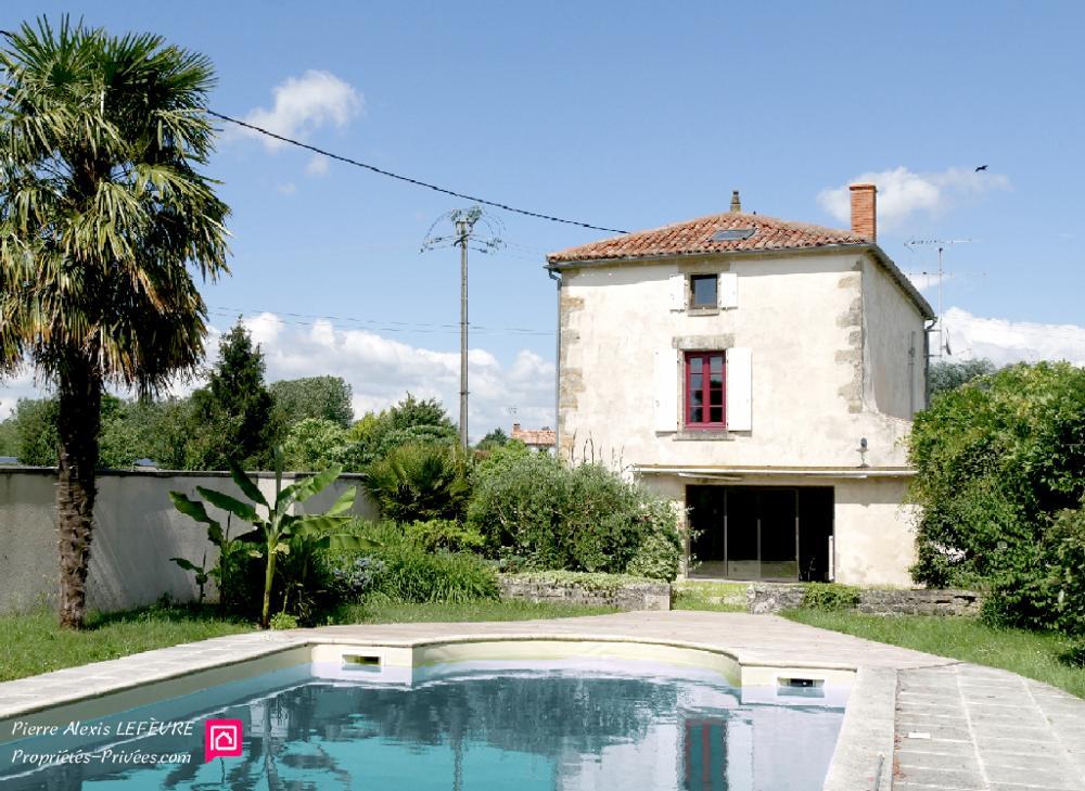 Mervent Vendée Haus Bild 3448939