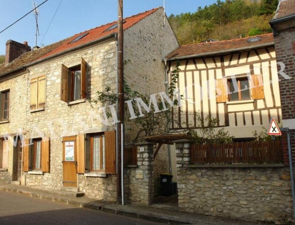 La Roche-Guyon Val-d'Oise Haus Bild 3469631