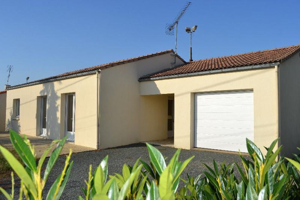 Antigny Vendée Haus Bild 3459605