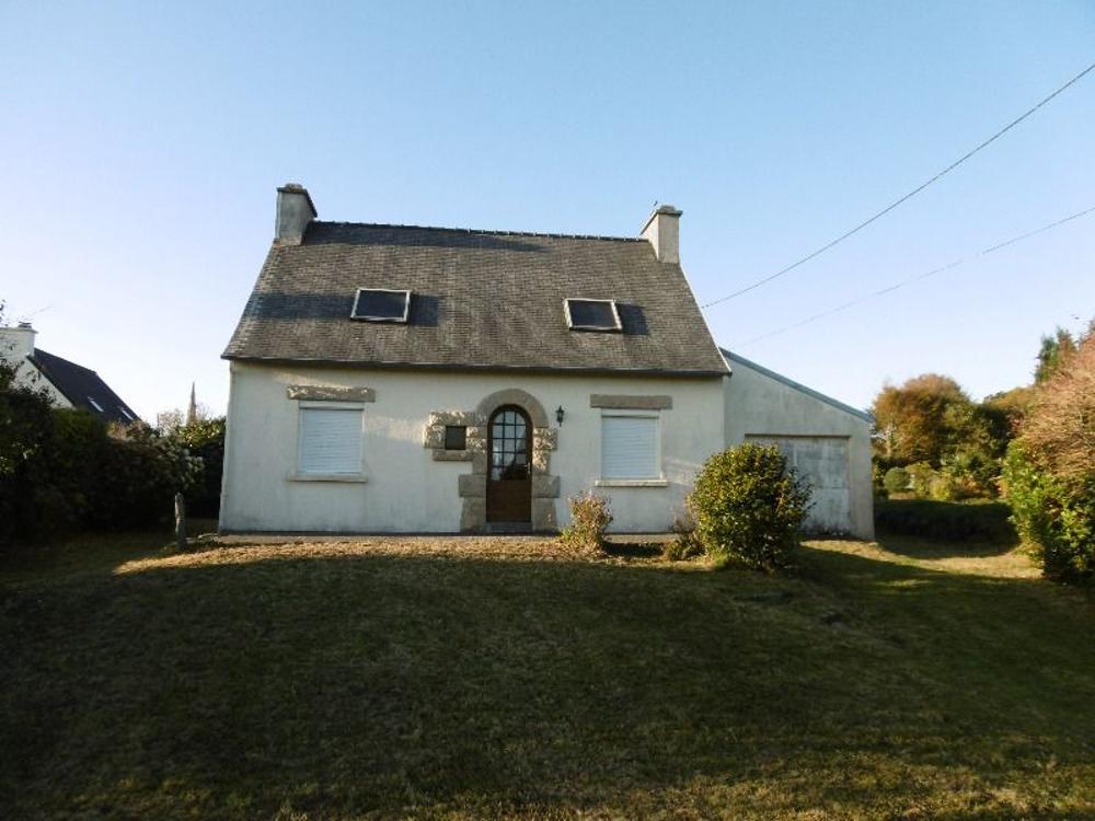 Plounéour-Ménez Finistère Haus Bild 3458432