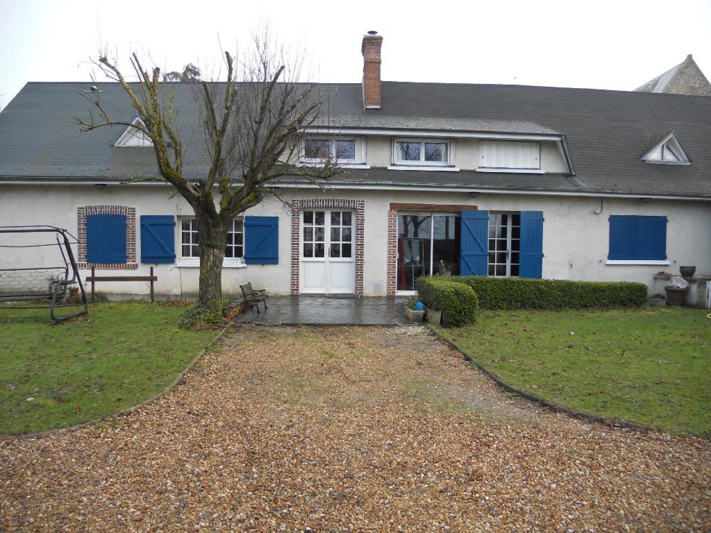 Chataincourt Eure-et-Loir Haus Bild 3446343