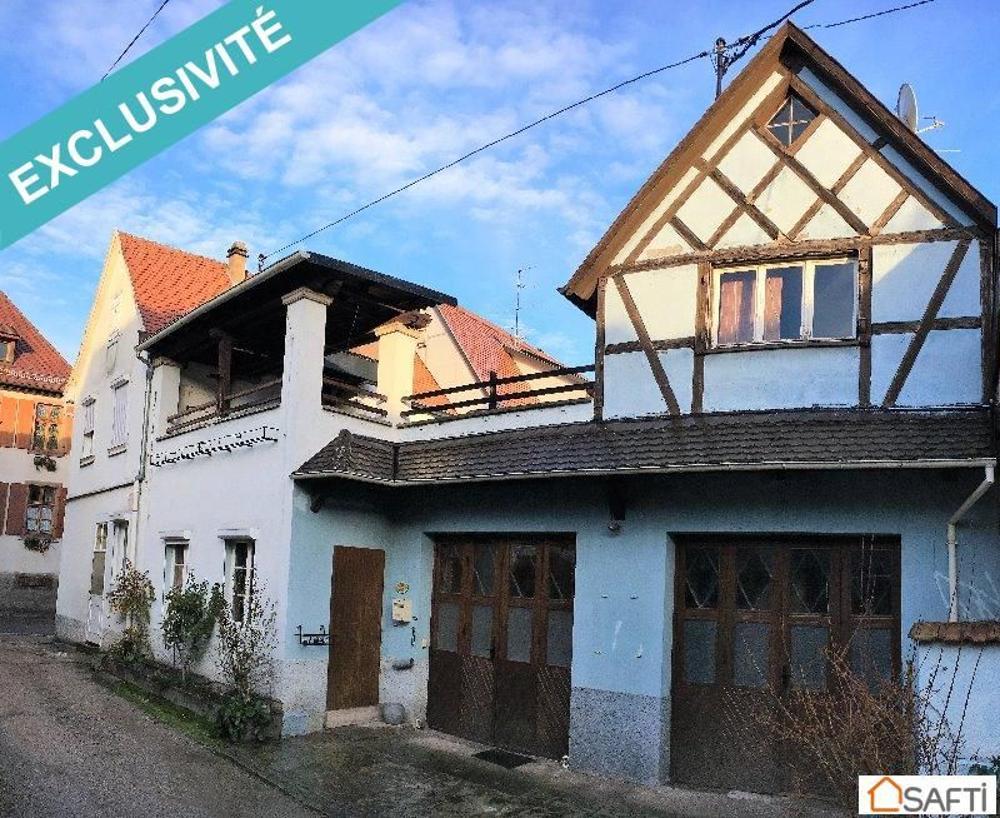 Dambach Bas-Rhin Haus Bild 3464106