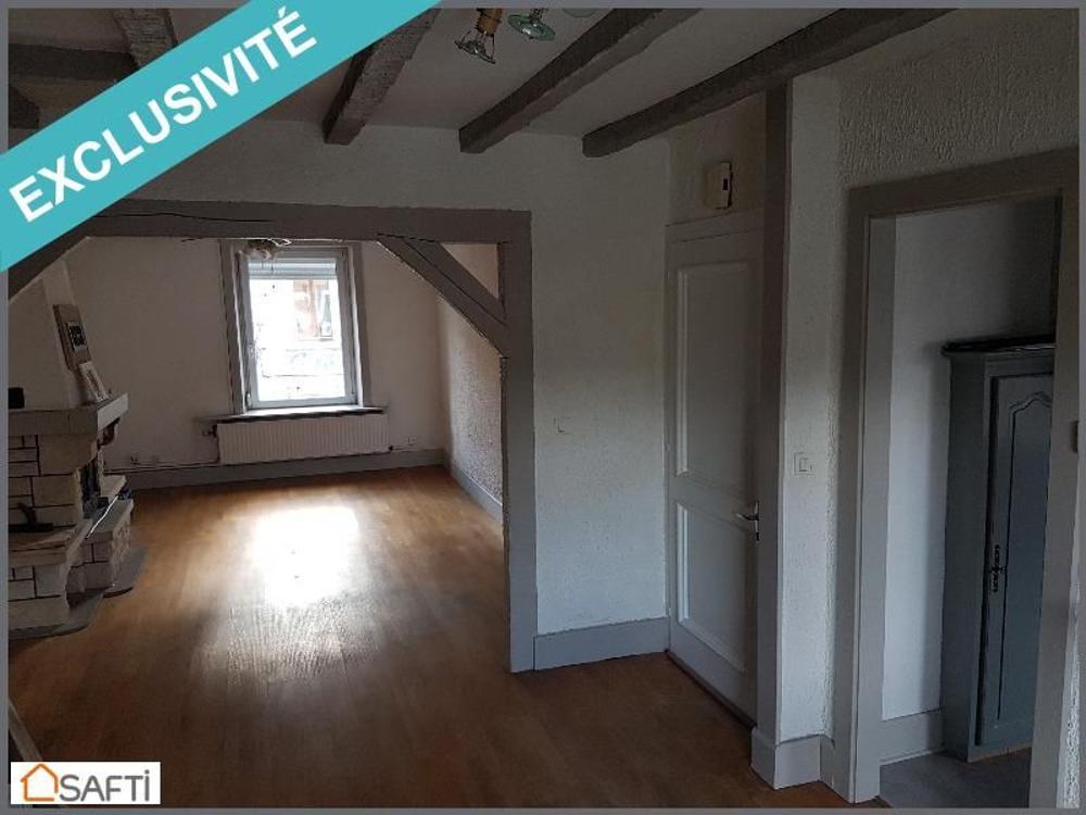 Remiremont Vosges Apartment Bild 3458358