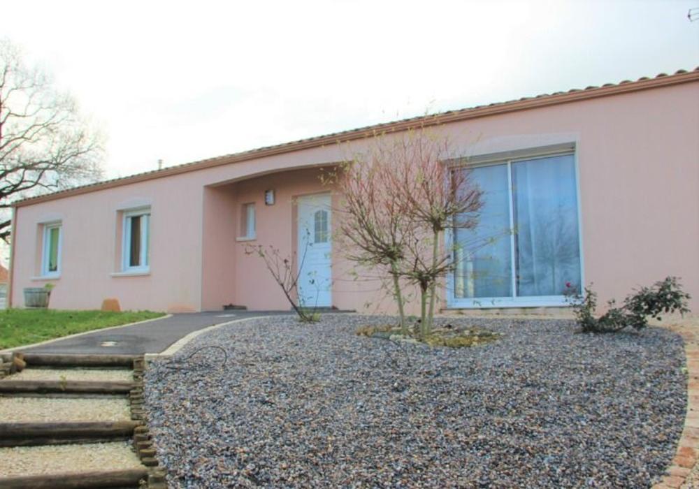 Saint-Cyr-des-Gâts Vendée huis foto 3461691