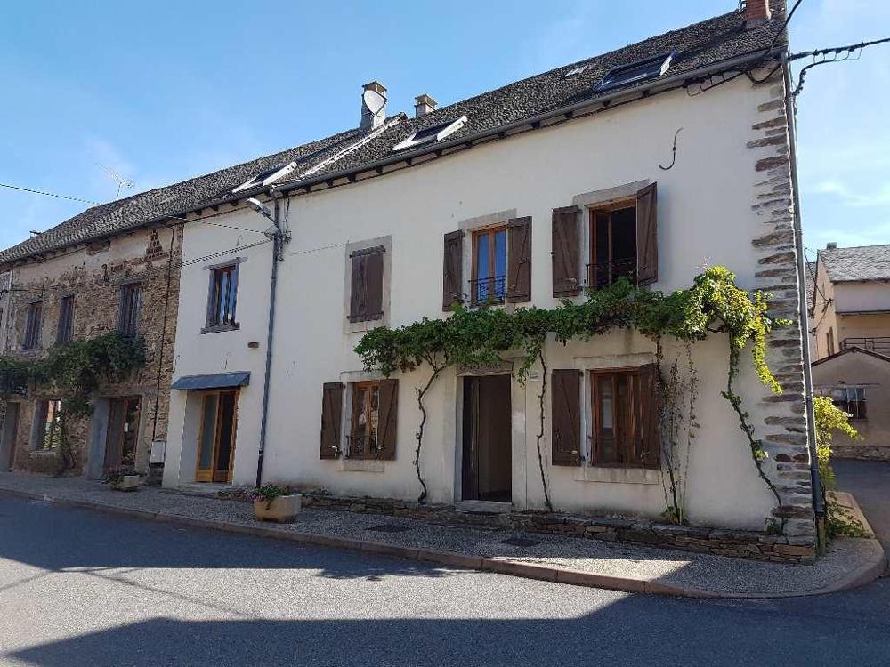 Réquista Aveyron dorpshuis foto 3481195