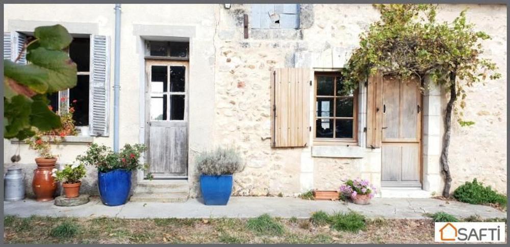 Le Grand-Pressigny Indre-et-Loire Haus Bild 3457377