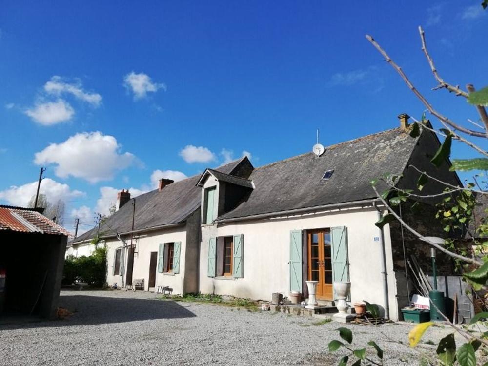 Pouancé Maine-et-Loire Haus Bild 3466147