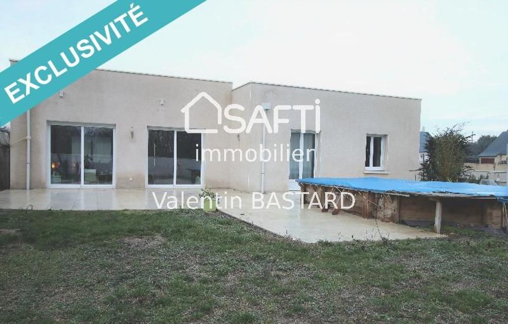 Montlouis-sur-Loire Indre-et-Loire Haus Bild 3466334