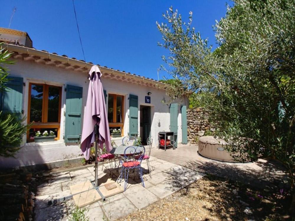 Pouzolles Hérault Haus Bild 3461580