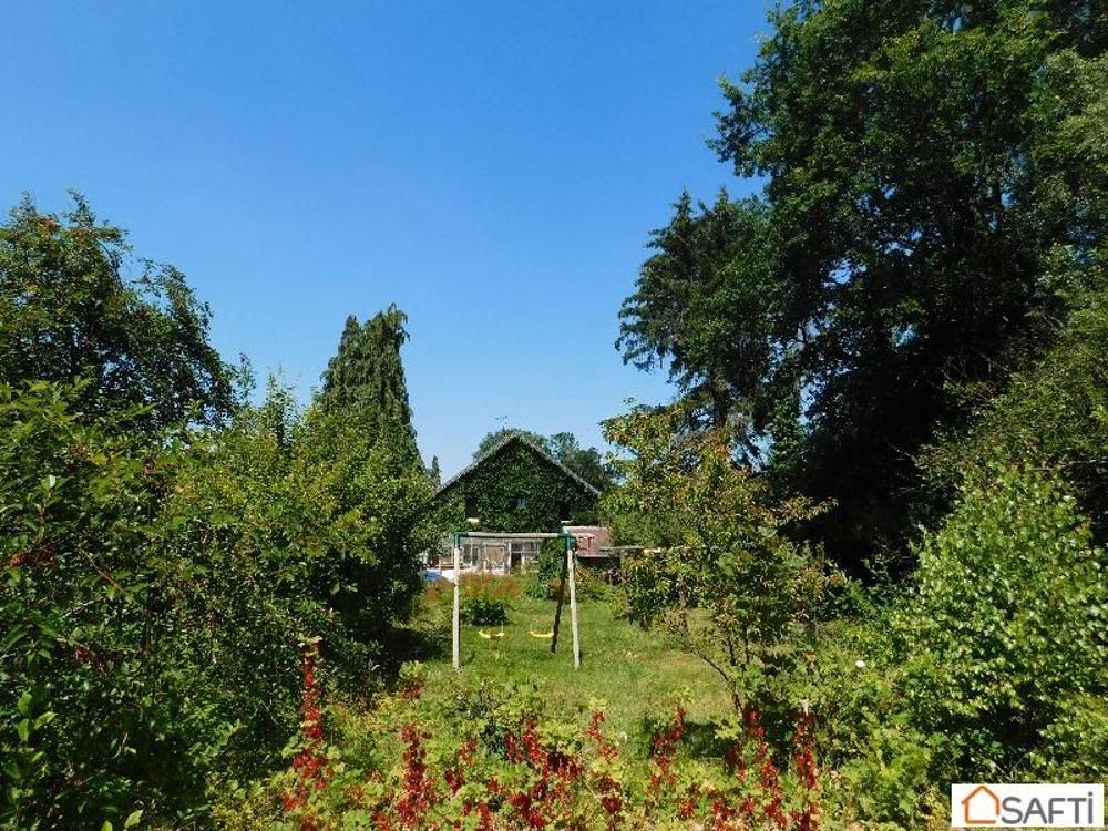 Rambervillers Vosges Haus Bild 3462558