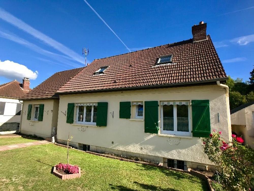 Thourotte Oise Haus Bild 3457252