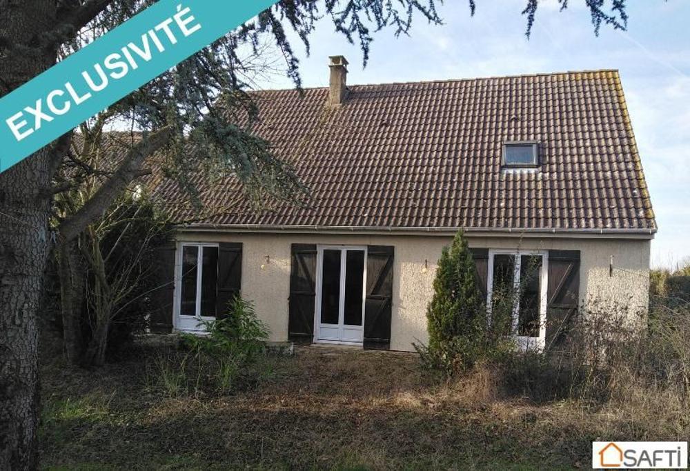 Fouchères Yonne Haus Bild 3463508