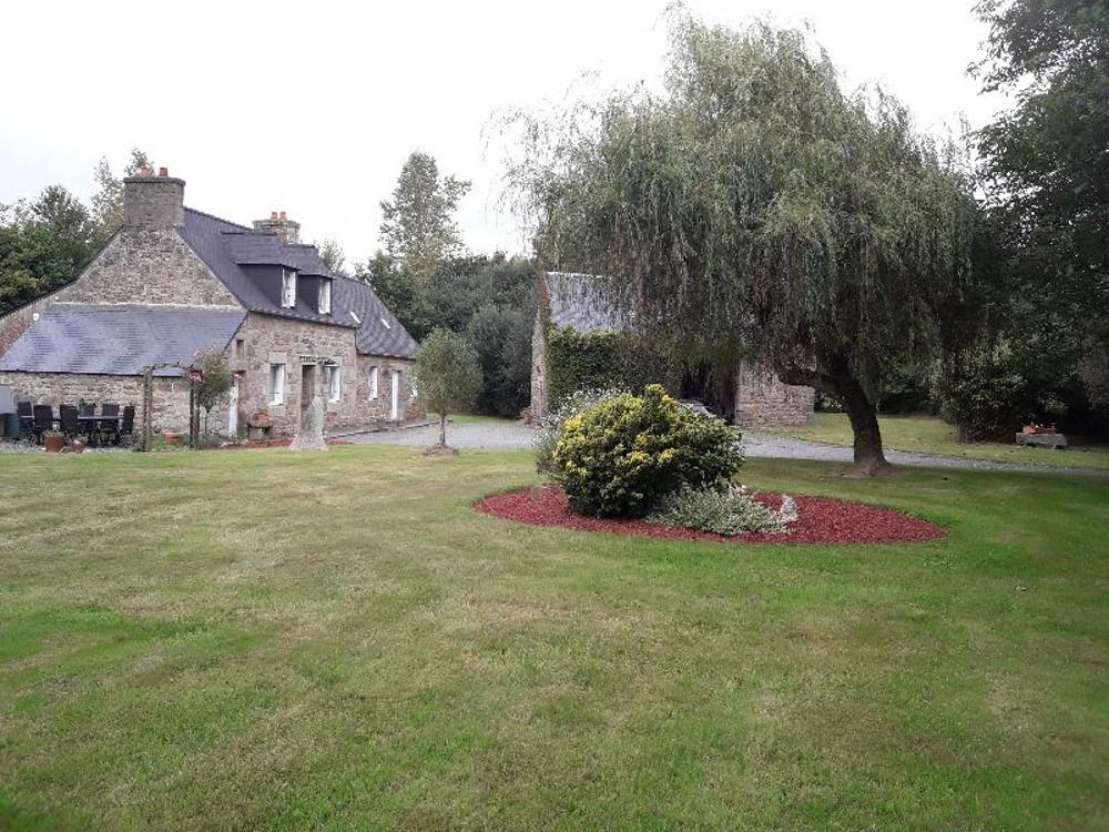 Plouaret Côtes-d'Armor Haus Bild 3463587