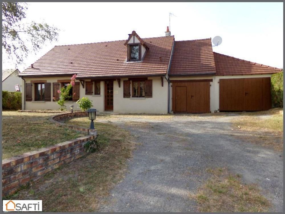 Beaumont-en-Véron Indre-et-Loire Haus Bild 3456562