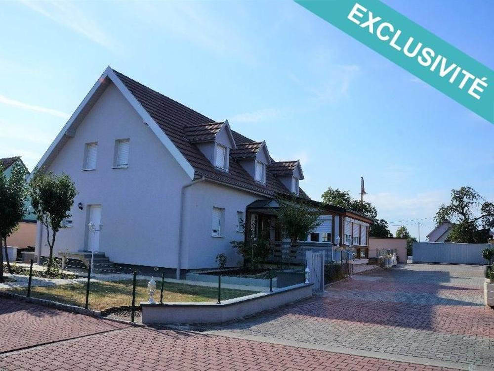 Marckolsheim Bas-Rhin Haus Bild 3457358
