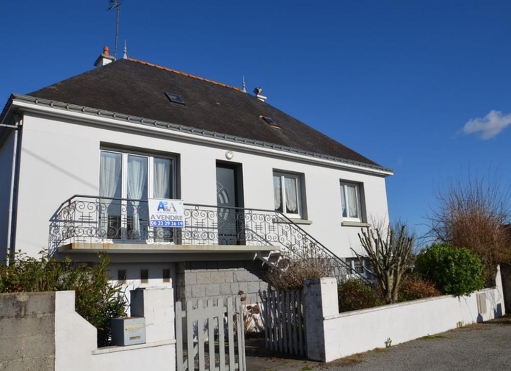 Riantec Morbihan Haus Bild 3473287