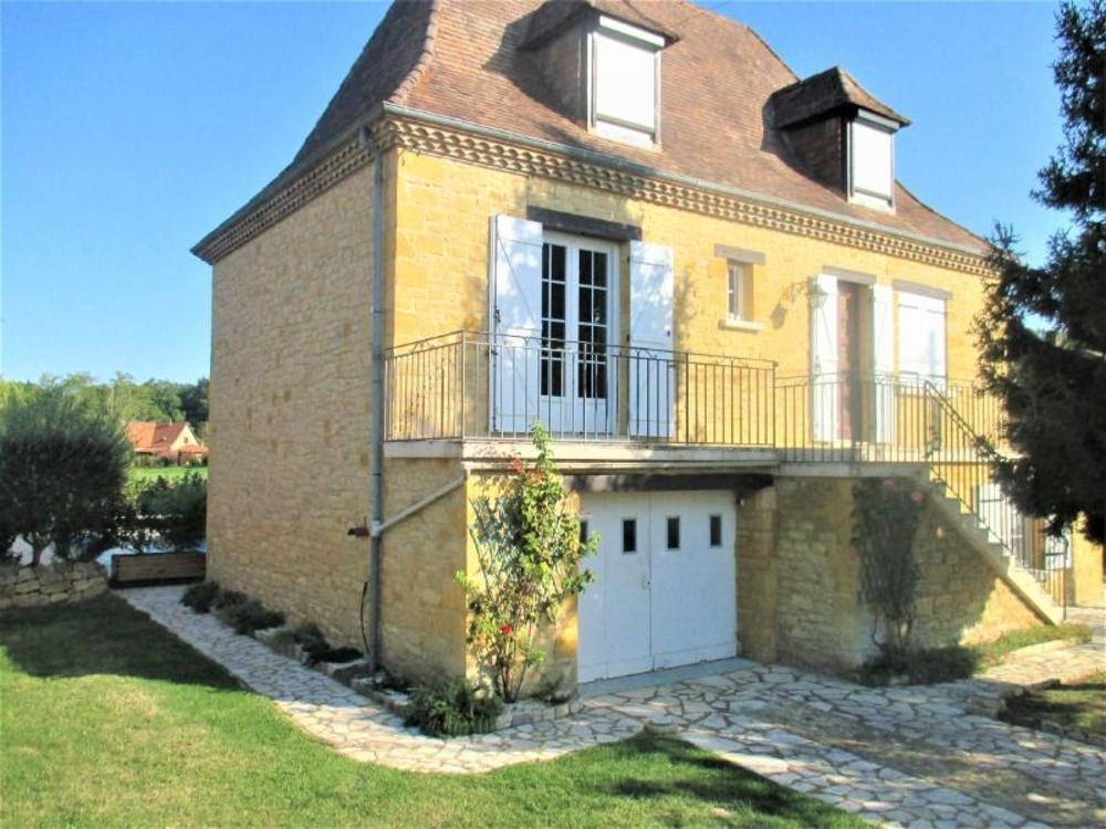 Siorac-en-Périgord Dordogne Haus Bild 3465172
