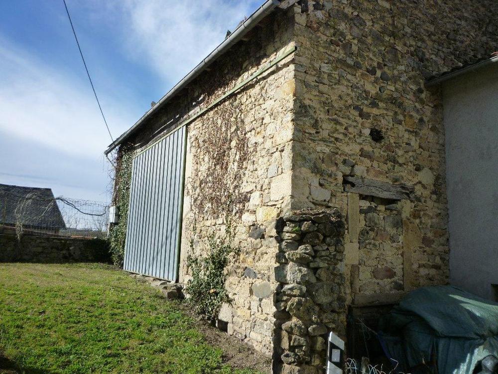 Villefranche-de-Rouergue Aveyron schuur foto 3482083