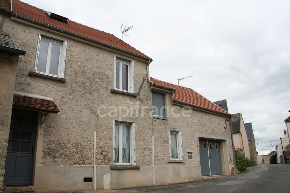 Autruy-sur-Juine Loiret dorpshuis foto 3513058
